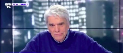 Bernard Tapie envisagerait sérieusement la mort - Photo capture d'écran vidéo Twitter
