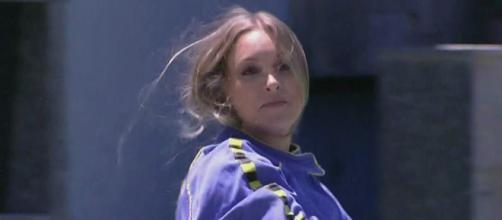 Carla Diaz retorna à casa do 'BBB21' (Reprodução/Globoplay)