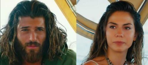 DayDreamer, anticipazioni al 19 marzo: Can e Aydin minore si allontanano insieme in barca