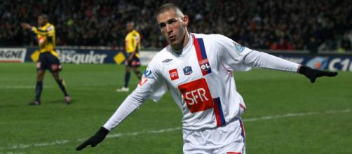 De la Ligue 1 aux étoiles : Karim Benzema | capture d'écran