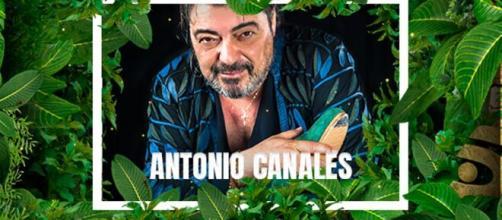 El bailaor Antonio Canales primer confirmado de 'Supervivientes 2021' (foto oficial Telecinco)