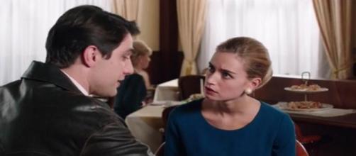 Il Paradiso delle signore, trama lunedì 15 marzo: Ludovica e Marcello vogliono allontanarsi.