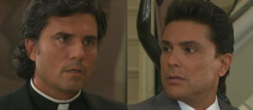João Paulo revela a verdade (Fotomontagem/Reprodução/Televisa)