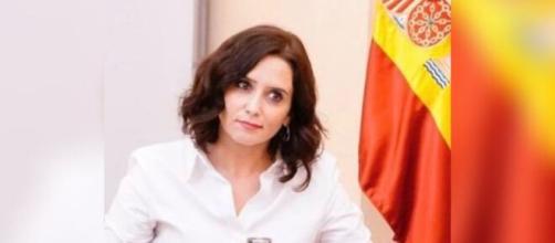 La Comunidad de Madrid se opone a lo establecido por el Consejo Interterritorial (Twitter @IdiazAyuso)