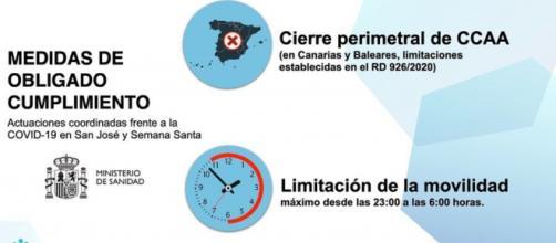 Las medidas adoptadas en el Consejo Interterritorial serán de obligado cumplimiento. (Foto: @sanidadgob)