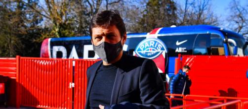 Leonardo se livre sans détour concernant l'avenir des joueurs du PSG - https://twitter.com/ActuFoot_/status/1370072220463157253