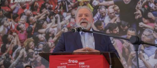 Lula faz discurso (Ricardo Stuckert/Instituto Lula)