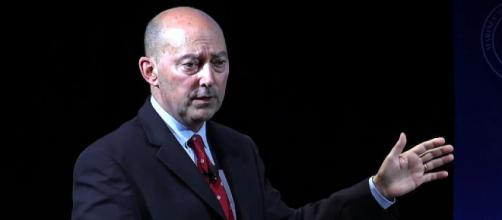 Retired Admiral James Stavridis imagines a war involving the US, China, India, Russia and Iran (Image Source: World Affairs/YouTube)