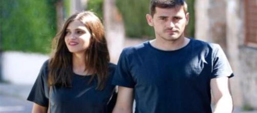 Sara Carbonero e Iker Casillas disfrutan de patrimonios económicos por separado (Twitter @noticiascyl)