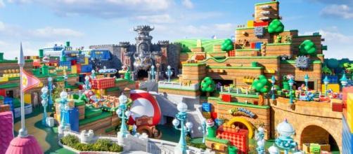 Super Nintendo World será inaugurado no Japão em março de 2021 (Divulgação)