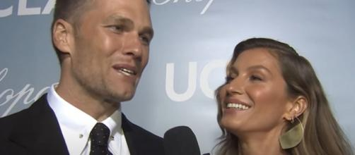 Brady said Gisele wanted him to retire after Super Bowl LV (Image source: Access/YouTube)