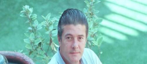 El cantante español Francisco González Sarriá. (Facebook: captura de pantalla)..