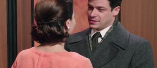 Il paradiso delle signore, spoiler 22-26 marzo: Gabriella nota che Cosimo è in crisi.