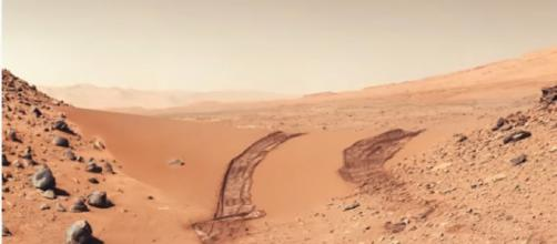 Mars in 4K: Images by Perseverance Rover (Image source: Gateway to Knowledge/YouTube)