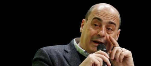 Nicola Zingaretti, segretario dimissionario del Partito Democratico.