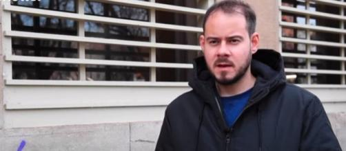 Pablo Hasél fue condenado durante el pasado verano por la agresión a un periodista (Youtube, RTVE)