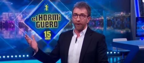 Pablo Motos dice que situaciones como las de Madrid son 'una falta de respeto' (Youtube, El Hormiguero)