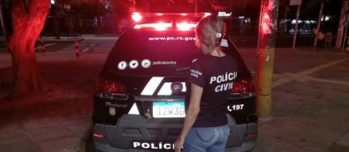 Pai de Santo é preso no Rio Grande do Sul (Divulgação/Polícia Civil)