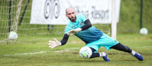 Vanderlei não inspira confiança no Grêmio (Lucas Uebel/Grêmio)