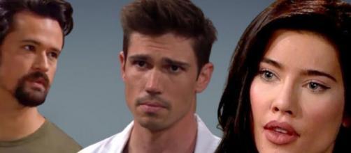 Beautiful, anticipazioni americane: Finn chiede a Steffy di sposarlo, Thomas picchia Vinny