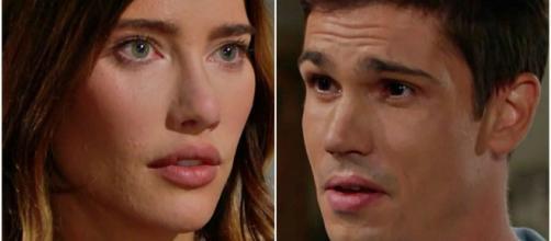 Beautiful anticipazioni Usa: Steffy ingannata da Vinny appura che è incinta di Finn.
