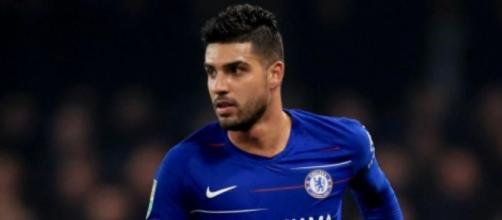 Emerson Palmieri, terzino del Chelsea.