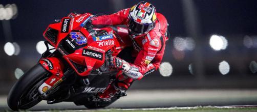 Jack Miller su Ducati il più veloce nei test in Qatar
