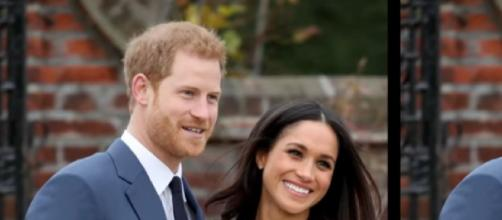 Prince Harry and Meghan Markle announce their second pregnancy (Image source: Entertainment Tonight YouTube)