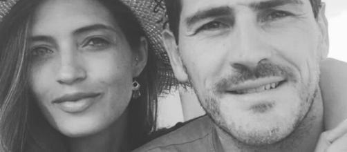 Sara Carbonero e Iker Casillas (Foto: Instagram @ikercasillas)