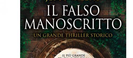 Il falso manoscritto, romanzo di Jesus Valero.