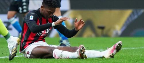 Il Milan cade in casa contro il Napoli (nella foto Rafael Leao) - foto di: acmilan.com