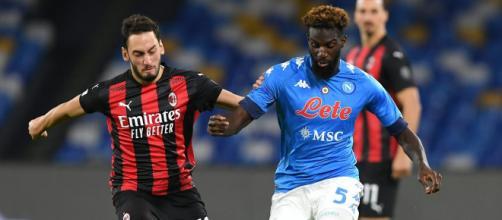 MIlan-Napoli, le probabili formazioni: Gattuso ritrova Osimhen, Leao in attacco per Pioli.