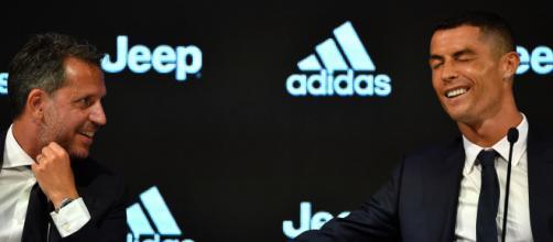 Paratici: 'Ronaldo rappresenta il futuro della Juve'.