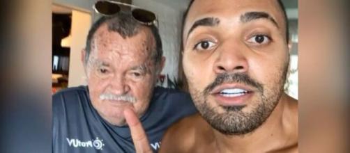 Sogro do humorista Tirullipa morre em Fortaleza (Arquivo Blasting News)