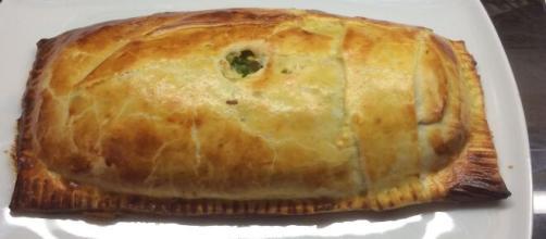 Verdure in crosta di pane, un antipasto semplice e gustoso.