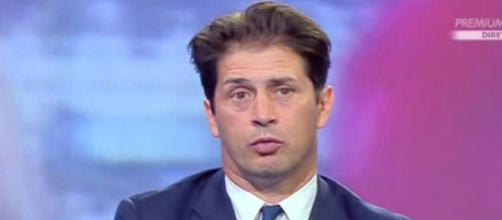 Alessio Tacchinardi, ex centrocampista della Juventus.