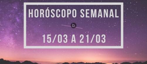 Horóscopo da semana para os signos no zodíaco. (Arquivo Blasting News)