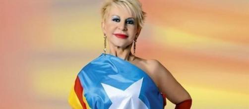 Karmele Marchante, excolaboradora de Sálvame, amenaza con revelar secretos (Twitter @JosPastr)