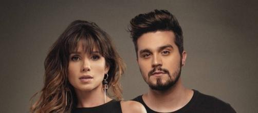 Paula Fernandes e Luan Santana já fizeram parceria musical (Divulgação)