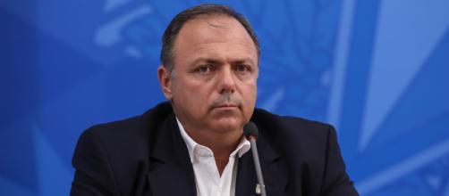 Pazuello pode estar de saída do Ministério da Saúde (Agência Brasil)
