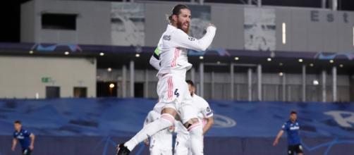 El Real Madrid regresa a los cuartos de final de la Champions (Twitter @realmadrid)