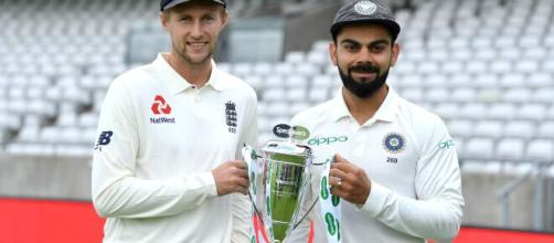 England to tour India for four tests, five T20s and three ODIs (Image source: BCCI.TV/YouTube)