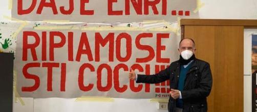 Enrico Letta, neo segretario del Partito Democratico.