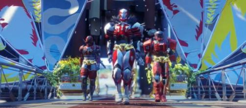 Information about the upcoming Guardian Games in 'Destiny 2' may have just been revealed as well (Image source: destinythegame/YouTube)