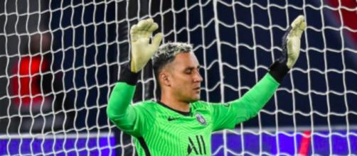 Keylor Navas accusé de corruption ? Photo capture instagram @psg