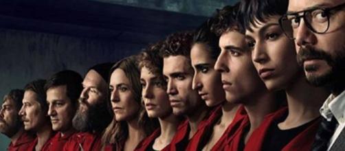 La Casa di Carta 5: ecco la data di uscita su Netflix - occhionotizie.it