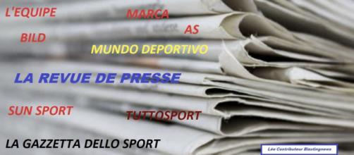 La revue de presse Léo contributeur Blastingnews