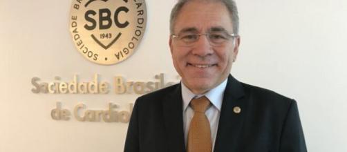 Marcelo Queiroga é o novo ministro da Saúde (Divulgação/Sociedade Brasileira de Cardiologia)