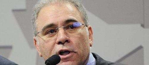 Marcelo Queiroga é o novo ministro da Saúde ( Geraldo Magela/Agência Senado)