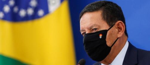 Mourão não isenta Bolsonaro de decisões sobre a pandemia (Agência Brasil)